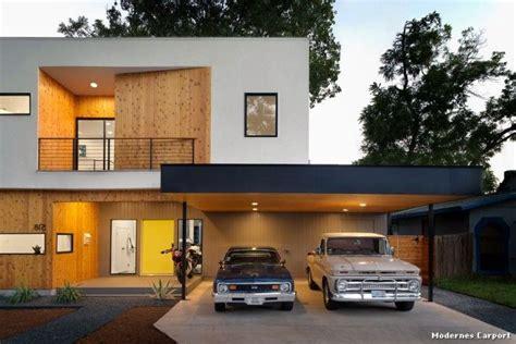 Moderne Häuser Mit Carport by Best 25 Modern Carport Ideas On Carport
