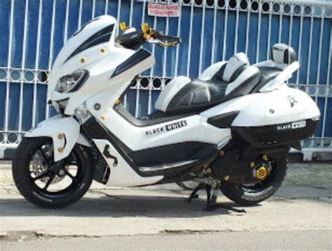 modifikasi yamaha nmax putih kit desain kits modifikasi yamaha nmax putih kit desain yamaha nmax yamaha motorcycle