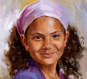 Painting Portrait Tips - Latest Video Tutorial