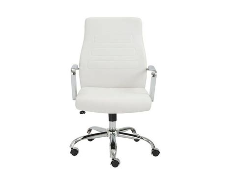 Best 25+ White Leather Office Chair Ideas On Pinterest