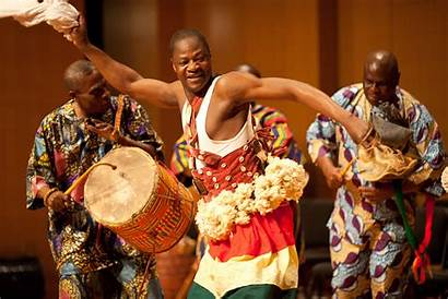 African Cultural Festival Dance Dancing Unt Annual