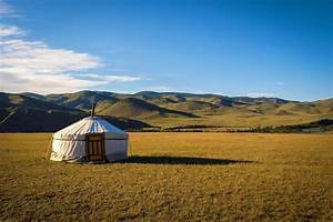 Land of the blu... Mongolia