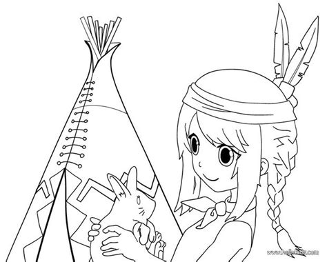 indian girl coloring pages hellokidscom