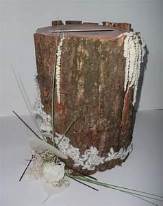 Urne Mariage Champêtre : pingl par art qu 39 ange sur mariage th me champ tre chic ~ Melissatoandfro.com Idées de Décoration