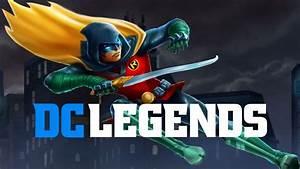 DC Legends Robin Character Spotlight DC