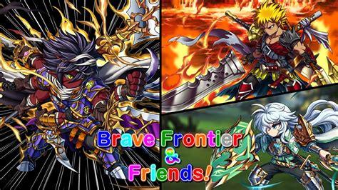 frontier friends master brave