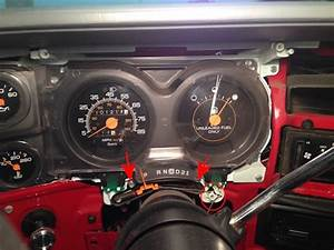 1990 Chevy Suburban 4x4 Gran Prix Instrument Panel Bulb