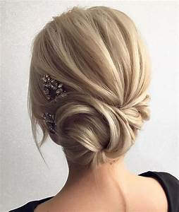 2018 Wedding Updo Hairstyles for Brides Hair Colors for Long Hair Page 10 HAIRSTYLES