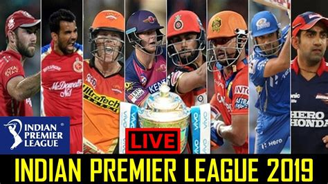 Around eight teams representing different cities participate in this worldwide event with national and international cricket players categorized in different teams. Indian Premier League IPL 2019: Complete Squad List Of All Eight Teams