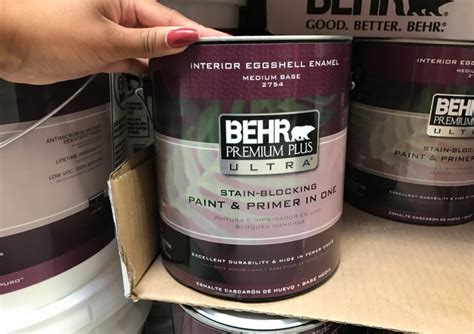 the home depot 10 off 1 gal paint cans 40 off 5 gal