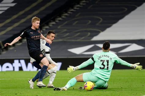 Tottenham player ratings vs Man City: Toby Alderweireld a ...