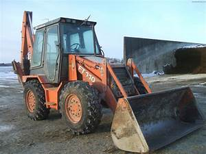 1998 Fiat-allis Ft110 Backhoe Loaders