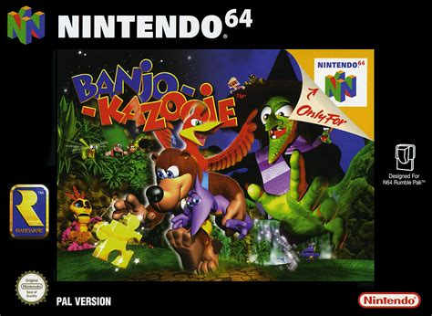 Banjo Kazooie Details Launchbox Games Database