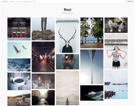Free Portfolio Themes 40 Best Free Portfolio Themes In 2018