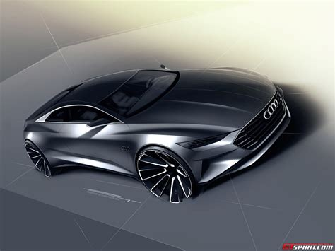 New Car Design :  Audi Prologue Concept Review