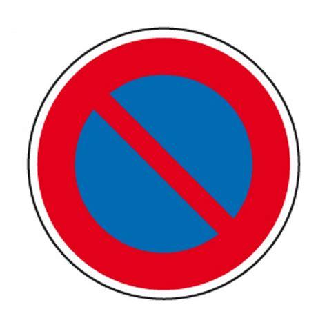 ci1 panneau interdiction de stationner panneau stationnement panneau de circulation