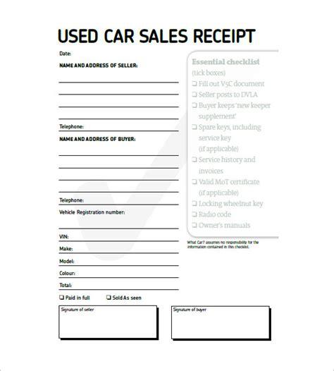 car sales invoice template   invoice sample