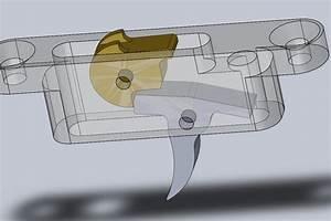 Simple Crossbow Trigger Mechanism