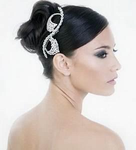 accessoire de cheveux pour mariage With accessoires de mariage