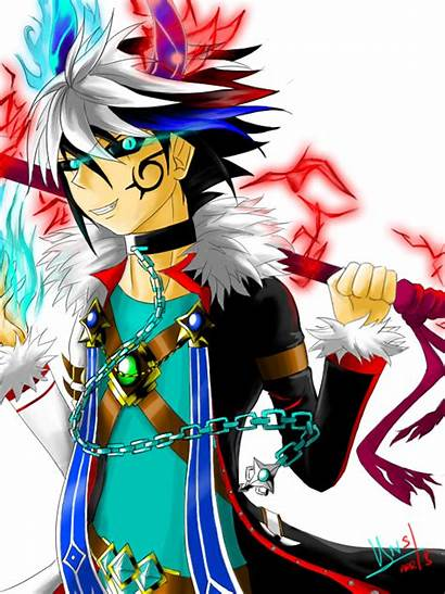 Kira Yami Luver Spirit Bf Frolic Emperor