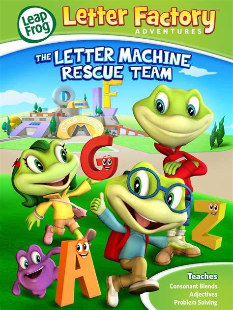 leapfrog letter factory frame walmart leapfrog letter factory adventures the letter machine 91377