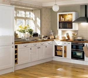 kitchen l shape design ideas peenmediacom With tips to remodel a small l shaped kitchen