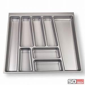 Besteckeinsatz orga boxr fur 60cm schublade besteckkasten for Besteckkasten schublade