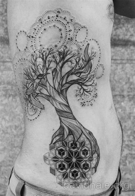 David Hale Tattoos his Illustrated Spirit - Ratta TattooRatta Tattoo