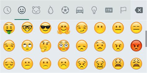 new emojis android sign of the horns whatsapp adds dozens of new emojis on