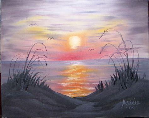 Bob Ross Style Painting Classes Uk