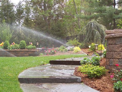 springtime maintenance on your irrigation system