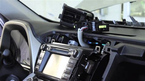 Wiring For In 2013 Rav4 Limited by 2013 2014 Rav4 Radio Removal