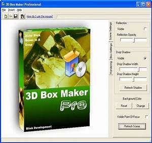 3D Package Creator Software Shareware Version 2 0 by