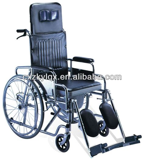chrome frame steel foldable commode chair without wheels
