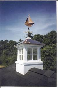 traditional building With cape cod cupola