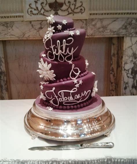 helens fabulous  fifty birthday cake whitley cakes
