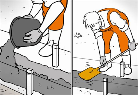 hang befestigen beton hang befestigen in 7 schritten obi erkl 228 rt wie es geht