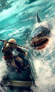 Assassin's Creed Black Flag Shark