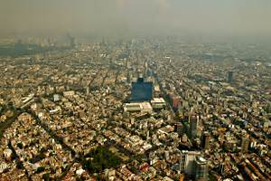 Boom Town: Mexico City's population more than doubled between 1930 and ... Mexico