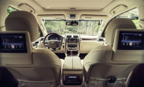 lexus gx  review price release date
