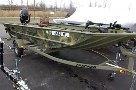 Jon Boat For Sale New York by 2000 Tracker Boats For Sale In Rochester New York