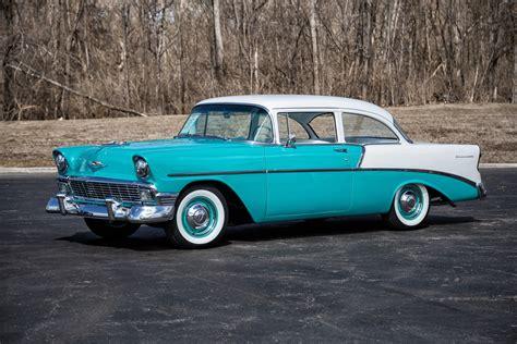 1956 Chevrolet 210  Fast Lane Classic Cars
