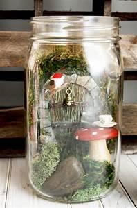 Fairy Garden Designs Mason Jar Fairy Garden Fairy Jars Mason Jar Fairy