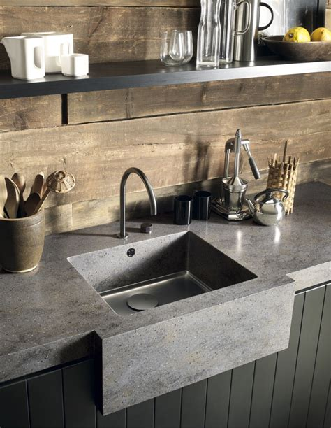 Dupont™ Corian® Readymade Kitchen Sinks Earchitect