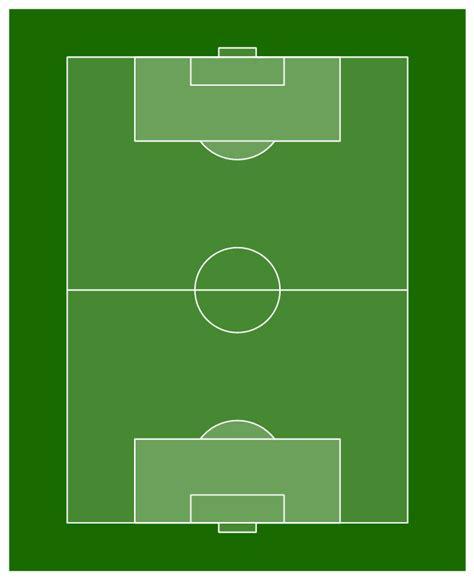 sport field plan template