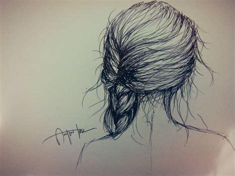 gambar pensil kartun hitam putih kumpulan gambar menarik