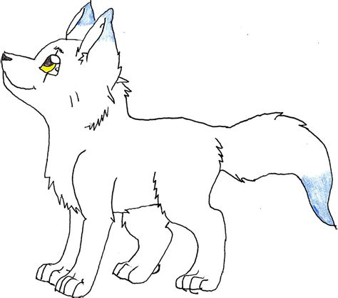 Best Cute Wolf Drawings Ideas And Images On Bing Find What You