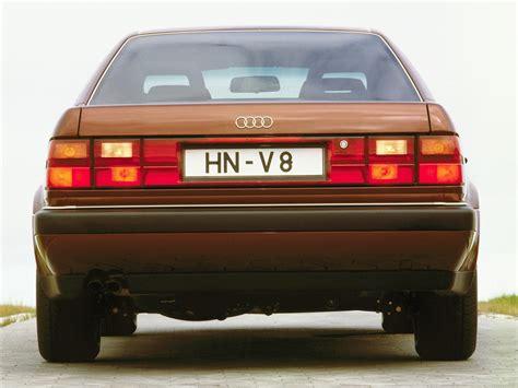 Automotive Database Audi V8