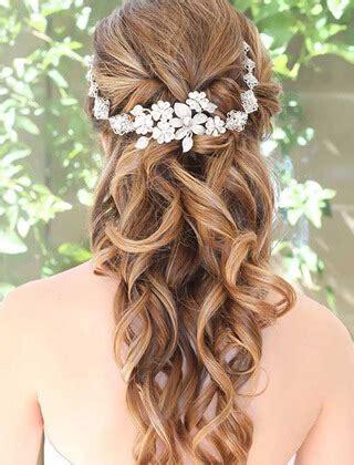 fryzury slubne  rozpuszczonymi wlosami  modne fryzury   dla kazdego