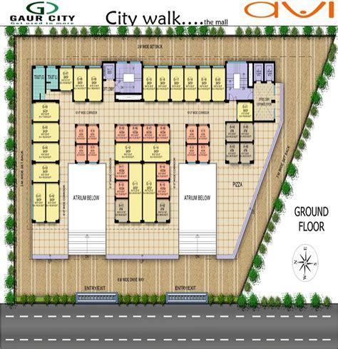 ground floor cast list avi floor plan ground floor projects noida